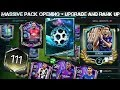 MASSIVE UPGRADE AND RANK UP + PRE-SEASON PACK OPENING IN FIFA MOBILE 18 !! 98 AND 3×93 PULLED