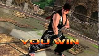 Virtua Fighter 5 FS:Akira Yuki Gameplay