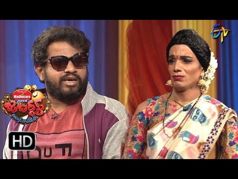 Hyper Aadi, Raising Raju Performance | Jabardasth | 8th  March 2018  | ETV  Telugu