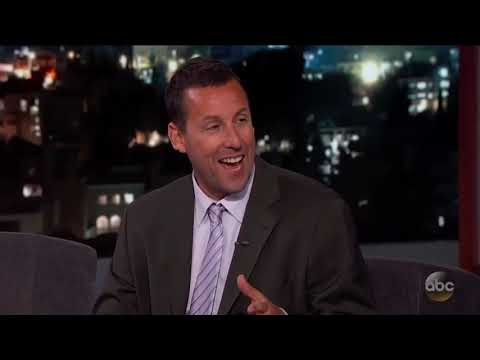 Adam Sandler - Best Moments In Talk Shows