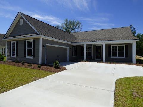 New Hawthorne Model Home In Cypress Ridge Bluffton SC