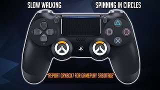 Trolling With a Controller