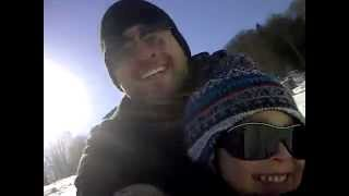 Funny and happy - The best self video ever - Father and son (Bakuriani, Georgia)(This video will make you smile anytime .. . ))), 2015-02-11T06:09:26.000Z)
