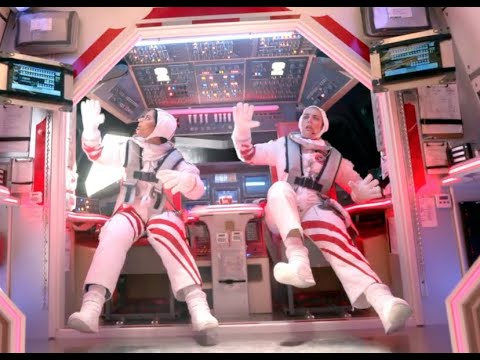 OLAY Super Bowl Commercial 2020 Space Walk