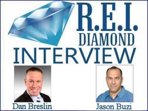 R.E.I. Diamonds #18 Interview with Jason Buzi