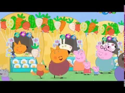 Мультик Свинка Пепа смотреть онлайн все новые серии подряд Видео для детей
