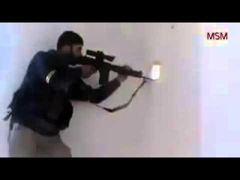 1 detik Allah selamatkan mujahidin dari kematian