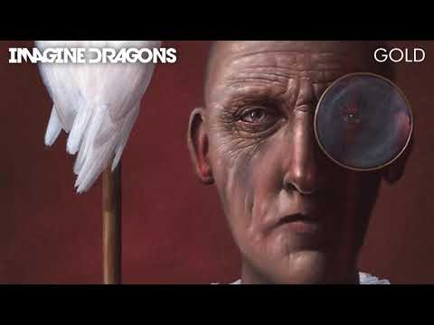 Imagine Dragons - Gold INSTRUMENTAL (w/ Intro And Backing Vocals) [Live]