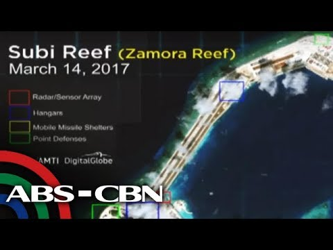 Chinese missiles in Spratlys threaten PH int'l air, sea access: analyst
