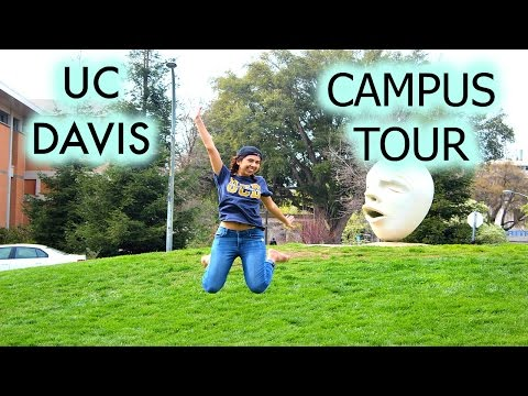 UC DAVIS CAMPUS TOUR
