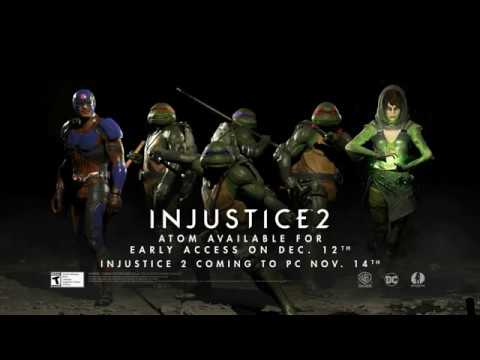 Thumbnail: Injustice 2 – Fighter Pack 3 Revealed!