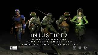 Injustice 2 – Fighter Pack 3 Revealed!