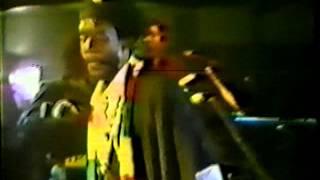 Peter Tosh - Hammer live Pulsar Starjam, Kingston, JA 12-31-1983
