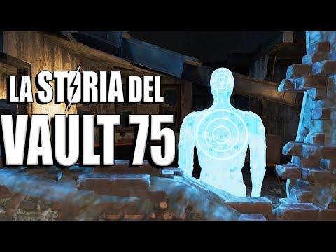 La Storia del Vault 75 - Fallout4 Lore -