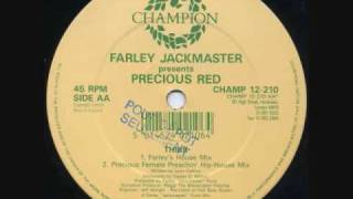 Precious Red - Think (Precious Female Preachin