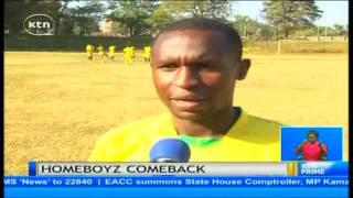 Kakamega homeboyz to mane their KPL return