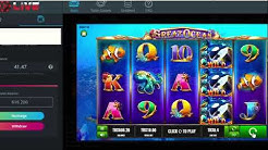 Great Ocean Slots Gameplay From TRONBet Live #TRON #TRX