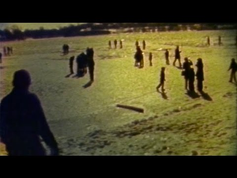 Winter of 1977:  Walking on the frozen Ohio River