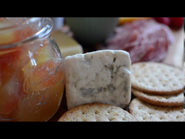 Vera's Minis - Cheese Tips and Charcuterie Board
