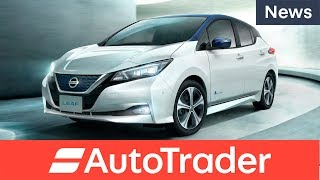 Ten facts about the new 2018 Nissan Leaf electric vehicle