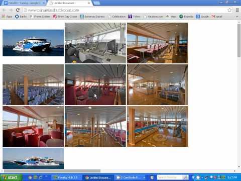 Bahamas Shuttle boat Gen 1 1