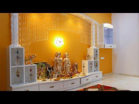 Spiritual Pooja Room Design | Indian Puja Room Design Ideas | Top Pooja Mandir Designs