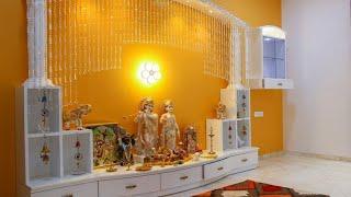 Spiritual Pooja Room Design | Indian Puja Room Design Ideas | Top Pooja Mandir Designs-