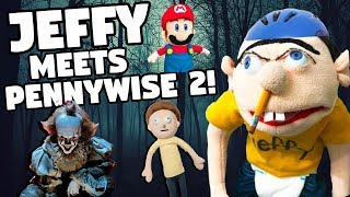 Video SML Parody: Jeffy Meets Pennywise 2! download MP3, 3GP, MP4, WEBM, AVI, FLV Oktober 2019