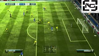 FIFA 13 PC Gameplay ( Defthunder Mega-Games-Le-BLog.com VS 77778963)