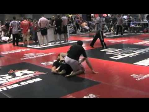 Dan Faggella 4-second Leglock at NAGA Expert Division