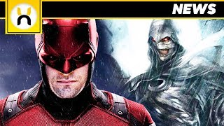 Daredevil Showrunner Wants to Make Moon Knight Netflix Series