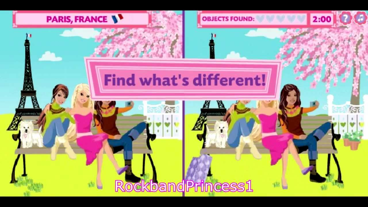 Play Barbie Around The World Game Here - Free Online Games