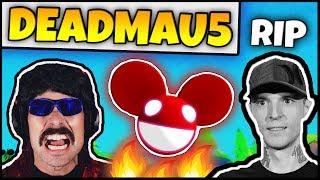 DRDISRESPECT *ROASTS* DEADMAU5 ON STREAM! | Fortnite Deadmau5