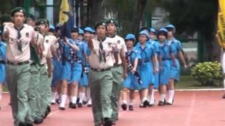 葵涌蘇浙公學學校簡介片段