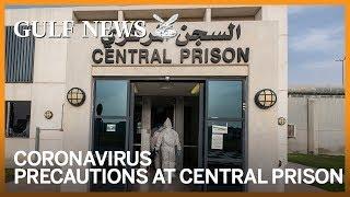 Coronavirus: Precautionary measures at Dubai Central Prison