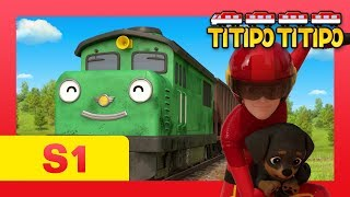 TITIPO S1 EP17 l Diesel meets a superstar in Choo-choo town?! l TITIPO TITIPO