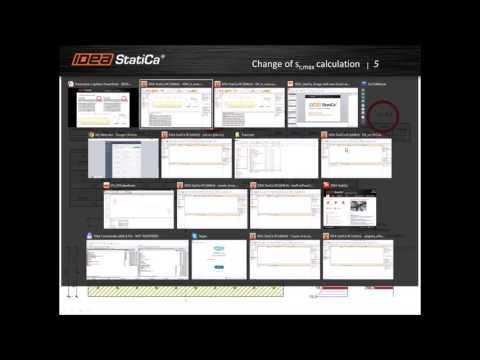 IDEA StatiCa RCS - Design with new Dutch annex