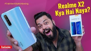 Realme X2 Or  Ndias Realme XT 730G Unboxing And First  Mpressions⚡⚡Badhiya Hai..