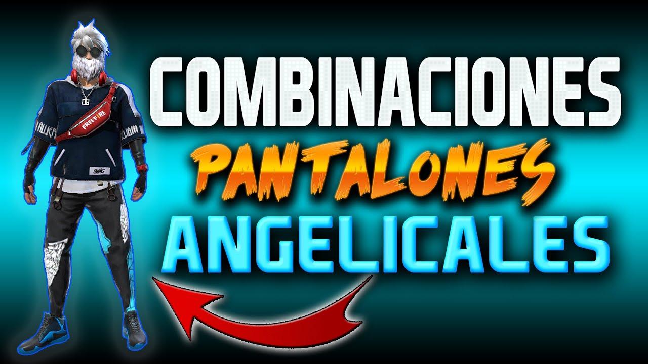 MEJORES COMBINACIONES con los PANTALONES ANGELICALES ...