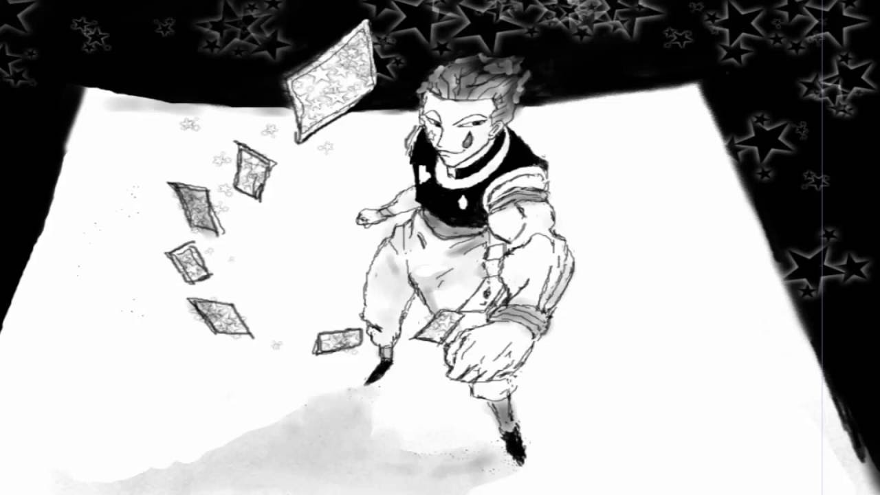 This is a picture of Epic Hunter X Hunter Xname Drawing