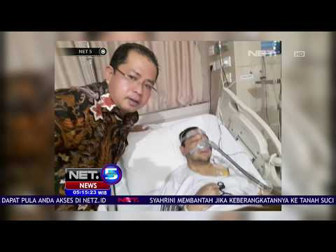 Akting, Bohong, Dan Lekas Sembuh, Netizen Komentari Foto Setnov Di Rumah Sakit - NET5
