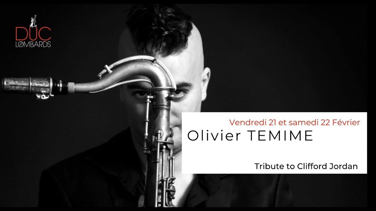 Cal Massey - Olivier TEMIME / Olivier HUTMAN 4tet
