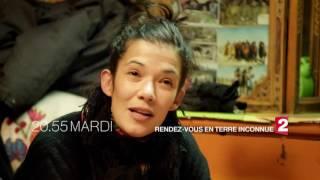 Mélanie Doutey chez les nomades de Mongolie - Bande annonce - Rendez-vous en terre inconnue