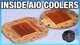 Inside AIO Liquid Coolers: Asetek vs. CoolIT Designs (H115i Platinum Tear-Down)