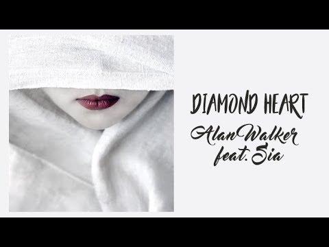 Alan Walker feat. Sia - Diamond Heart (Tradução)  (Acústico - 2017)