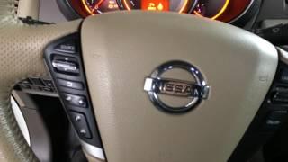Обучение стеклоподъемника на Ниссан Мурано Z51  Nissan Murano