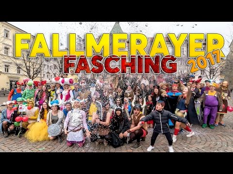 FALLMERAYER FASCHING 2017 - Aftermovie