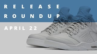 Adidas INIKI Runner and More | Release Roundup April 22