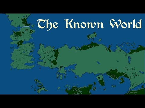 ASOIAF: A World of Thrones - History of Westeros Series