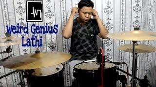 Download lagu Weird Genius - Lathi (ft. Sara Fajira) - Drum Cover